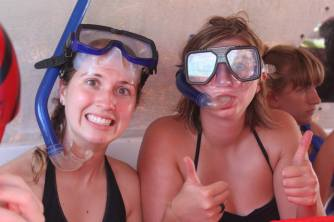 A Kelly and a Bailey in Belize circa 2013